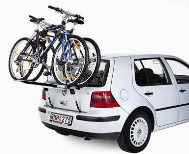 Багажник для велосипеда на заднюю дверь