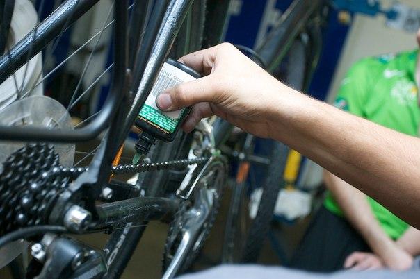 Подготовка велосипеда к первому выезду после хранения