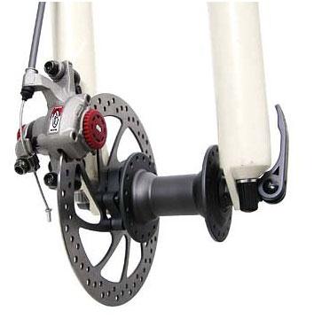 Дисковый тормоз на велосипед