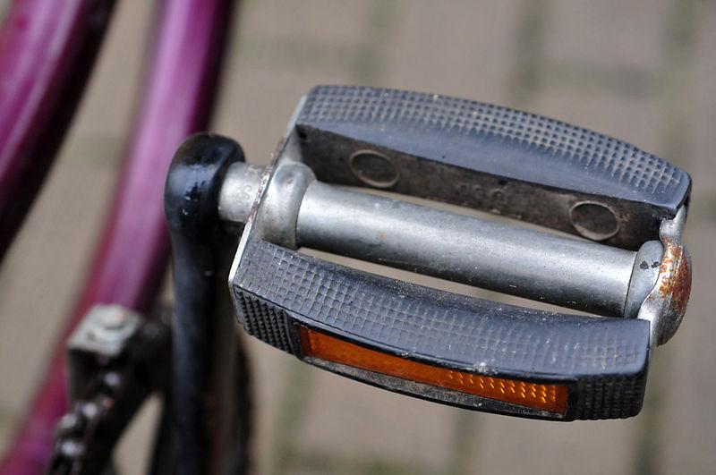 Педаль для велосипеда