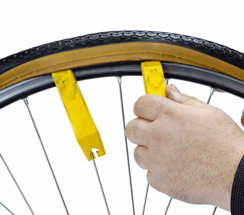 Как заклеить шины от велосипеда в домашних условиях