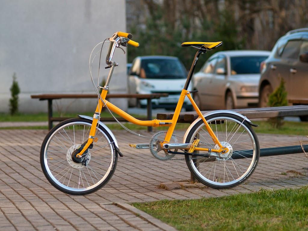 Своими руками переделать велосипед фото 650