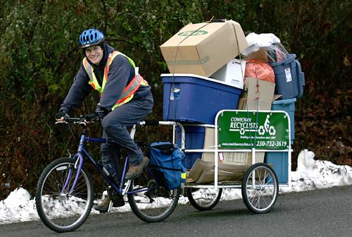 Советы по эксплуатации грузовых прицепов для велосипедов