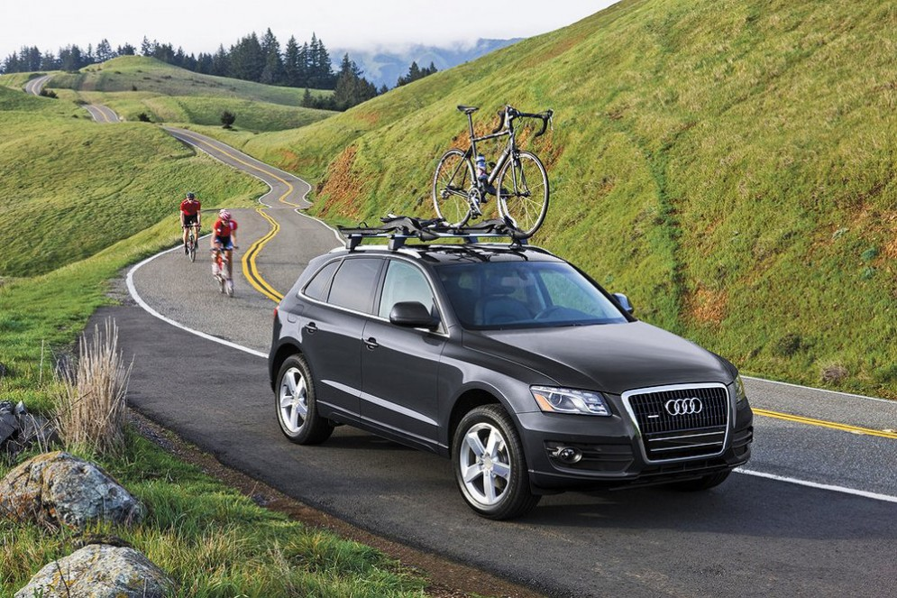 Багажник для велосипеда на крышу автомобиля