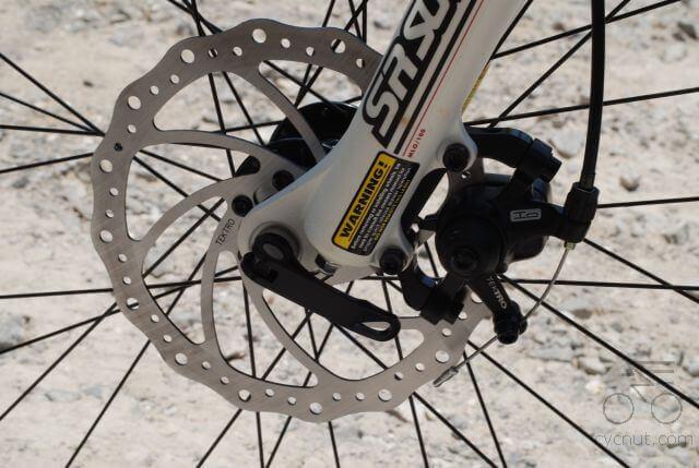 Дисковые механические тормоза для велосипедов: устройство, особенности