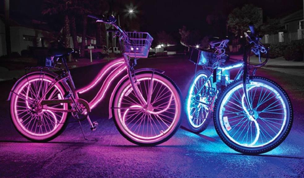 Светящаяся краска для тюнинга велосипедов - AcmeLight Metal for ... | 577x983